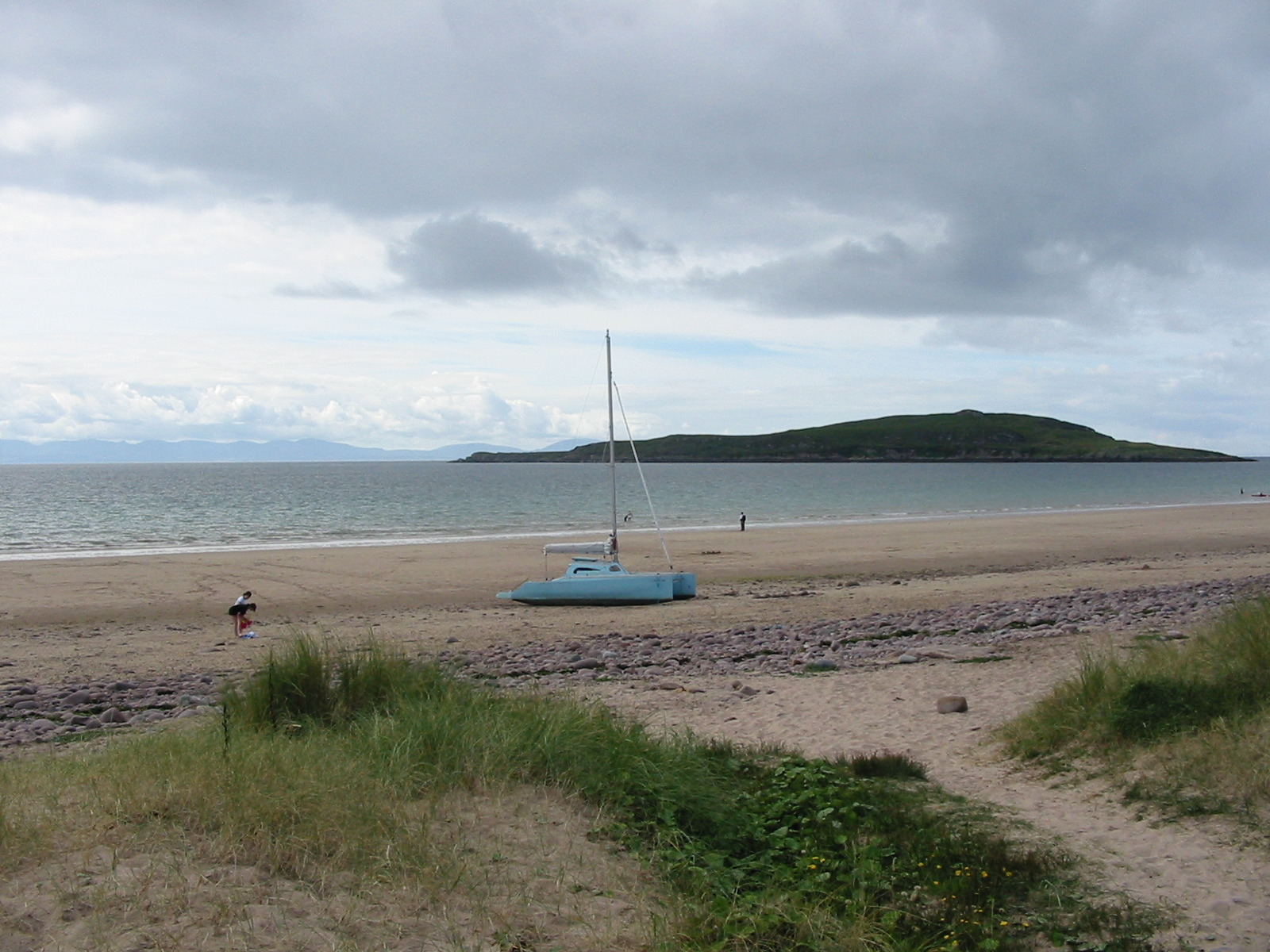 Beached on Big Sand, Gairloch